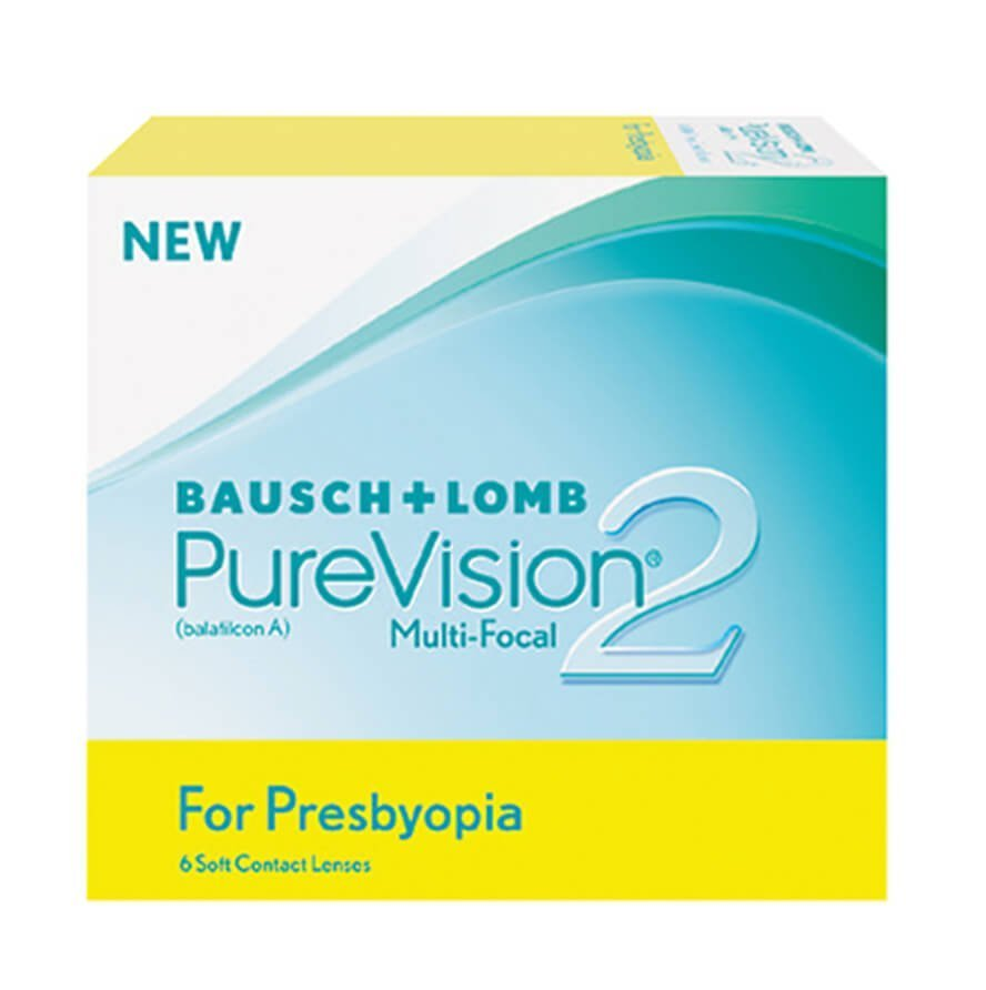 purevision 2 for presbyopia multifocal get contact lenses online