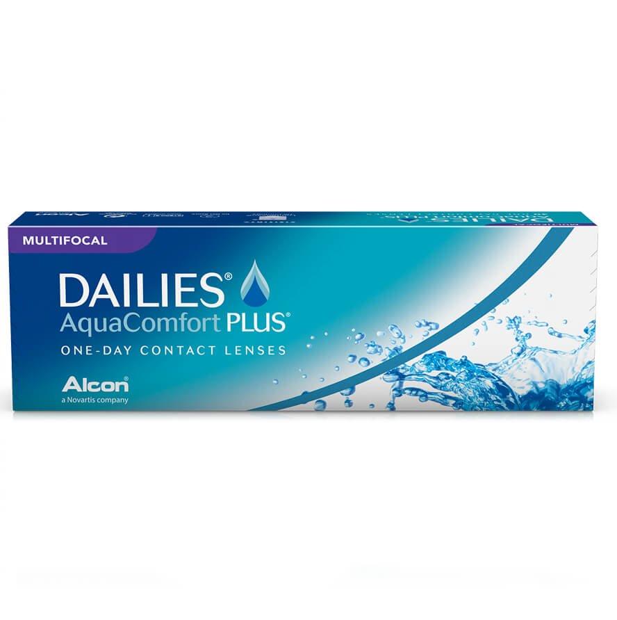 3538d10c573 Dailies AquaComfort Plus Multifocal 30 Pack - Get Contact Lenses Online