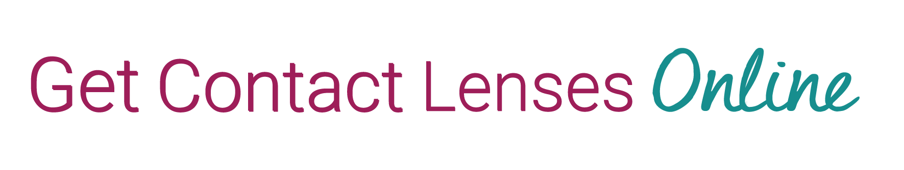 Get Contact Lenses Online